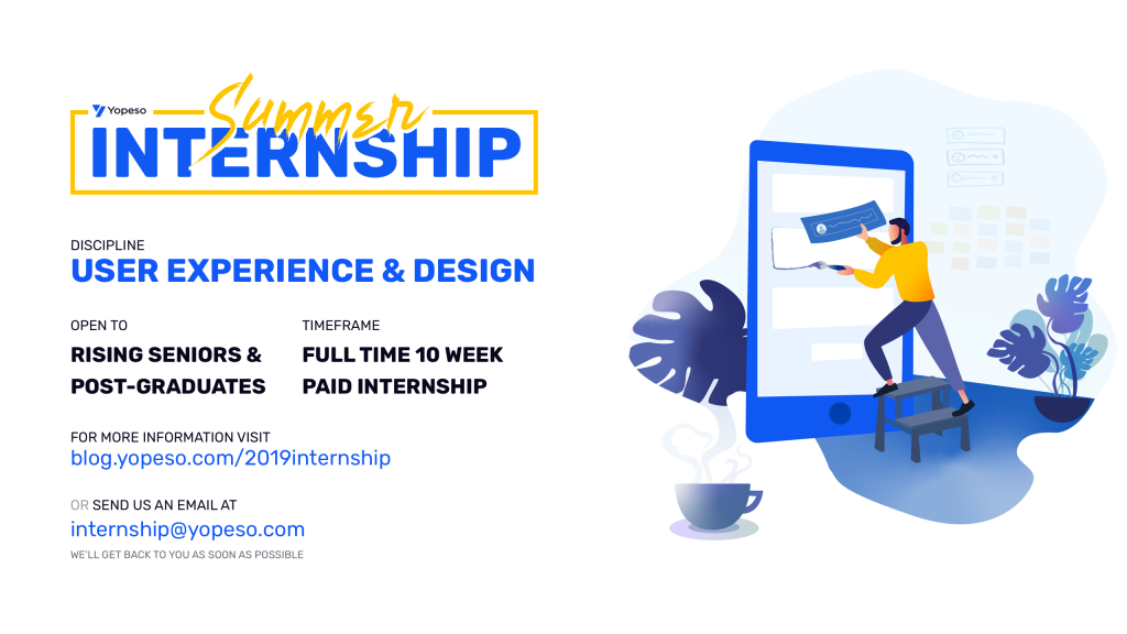UX Design Internship